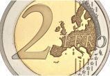 В Бресте обнаружили поддельную монету 2 евро