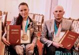 Чествование паралимпийцев состоялось в Бресте