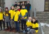 Белорусско-немецкая дружба. Брестские школьники принимают гостей