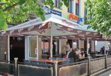 В Бресте начали открываться летние террасы кафе и ресторанов