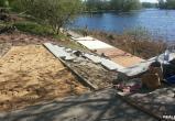 На набережной Франциска Скорины в Бресте вновь можно будет взять напрокат лодку или катамаран