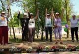 В Брестском районе создан реабилитационно-оздоровительный городок для инвалидов и пожилых людей