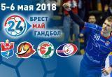 5 и 6 мая в Бресте пройдет турнир по гандболу памяти Анатолия Мешкова