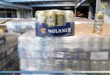 Брестские таможенники пресекли ввоз крупной партии пива