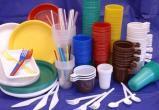 В Евросоюзе сократят использование пластиковой посуды