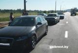 В Бресте произошло ДТП с участием 2-х женщин за рулем. Есть пострадавшие