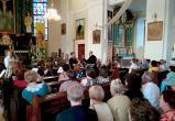 В Бресте 30 мая прошёл концерт саксофониста Степана Мишулы