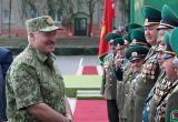 Лукашенко посетил Брестскую крепость и пограничную заставу «Брест»