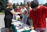 В Бресте состоялась акция «Мой выбор – жизнь без табака!»