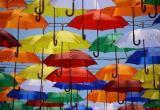 Японские специалисты представили летающий зонт
