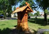 А Вы уже видели домик Бабы-Яги в парке культуры и отдыха?