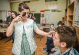 В Брестской области проект «Я вижу!» проверил зрение у 6 тысяч сельских школьников