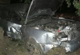 Брестчанин на «Ауди» влетел в забор и получил тяжкие травмы