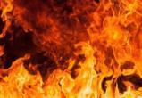 На Дубровской в Бресте сгорела крыша деревянного дома