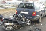 В Бресте в ДТП пострадал водитель мопеда