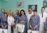 Мамам, родившим детей на День Независимости Беларуси, дарят подарки