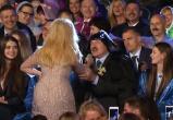 Лукашенко спел вместе с Таисией Повалий на концерте в Александрии