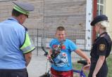 В Бресте ГАИ провела велосипедный рейд