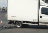 В Бресте велосипедист попал под автомобиль