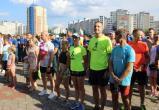 В Бресте прошел легкоатлетический забег «Жара»