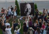 В Бресте на Гребном почтили память солиста Linkin Park