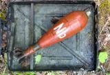 В Бресте на Прибужской нашли военные боеприпасы