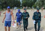 Работники МЧС в Бресте патрулируют водоемы