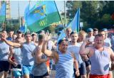 На День ВДВ десантники пробежались по улицам Бреста