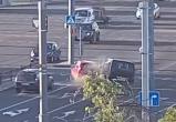 Утром 7 августа в Бресте произошло серьезное ДТП