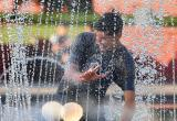 На 8 августа по Беларуси объявлен оранжевый уровень опасности из-за жары