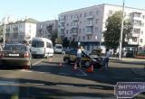 В Бресте на перекрёстке Гоголя-Ленина произошло ДТП