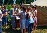 Православная молодежь из четырех стран собралась на семинар-слет Брестской епархии