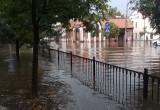 Субботний потоп в Бресте. Центральные улицы снова под водой