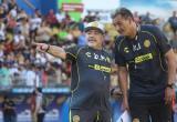 Диего Марадона «покинул белорусов»