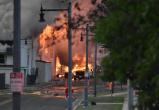 Пожары и взрывы в десятках жилых домов пригорода Бостона. Есть пострадавшие