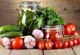 Как законсервировать овощи?