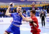 Гандболисты БГК второй раз обыграли СКА в нынешнем чемпионате Беларуси