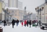 В Бресте 18 ноября выпал снег. Фоторепортаж из заснеженного города от Mediabrest
