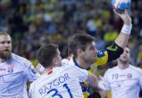 Гандболисты БГК потерпели 6-е подряд поражение в Лиге чемпионов