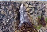 Видеофакт. В Брестской области с дрона сняли настоящий водопад