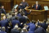 Верховная рада согласовала введение военного положения в Украине