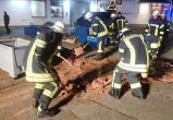 Шоколад затопил улицу в Германии