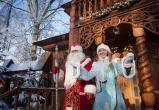 Дед Мороз online: в Беловежской пуще поставят веб-камеры
