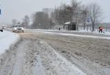 Коммунальные службы: «За ночь на дорогу высыпали около 1000 тонн песка»