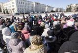 В Бресте власти запретили три митинга против строительства аккумуляторного завода