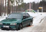 Двое пьяных граждан Украины на авто прорывались через границу в Беларусь
