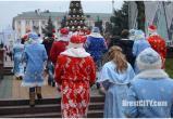 Большой  флешмоб Дедов Морозов и Снегурочек устроят сегодня на открытии ёлки