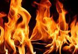 На ночном пожаре в Ганцевичском районе погиб мужчина