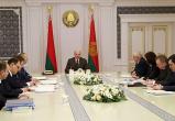 Лукашенко провёл совещание по актуальным вопросам сотрудничества с Россией