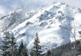 Снежная лавина сошла в польских Татрах, есть пострадавшие